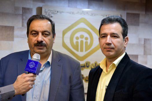 تجهیز تمامی شعب ملکی تأمین اجتماعی خوزستان به شبکه فیبرنوری