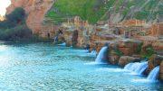 اثر ثبت جهانی آبشارهای شوشتر به روی گردشگران بازگشایی شد