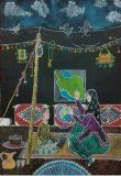 برگزیده شدن نوجوان خوزستانی در مسابقه نقاشی باربارا پیچنیک