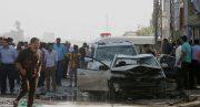 وقوع ۷ انفجار در مرکز شهرکرکوک عراق