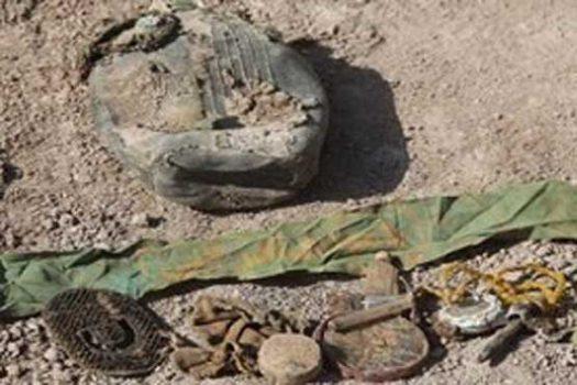 پیکر یک شهید در جریان سیل اخیر خوزستان کشف شد