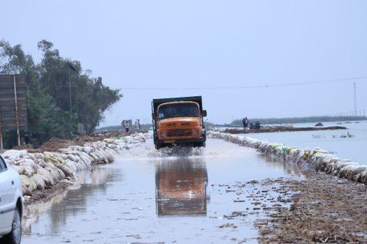 تردد در ۹۵ درصد مسیرهای ارتباطی خوزستان برقرار است