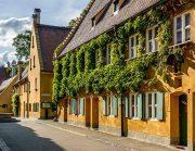 با کمتر از یک یورور به مدت یک سال در فوگری اگسبورگ آلمان زندگی کنید