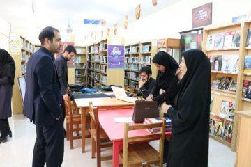 بهره برداری از ۱۲ کتابخانه عمومی در مناطق محروم خوزستان