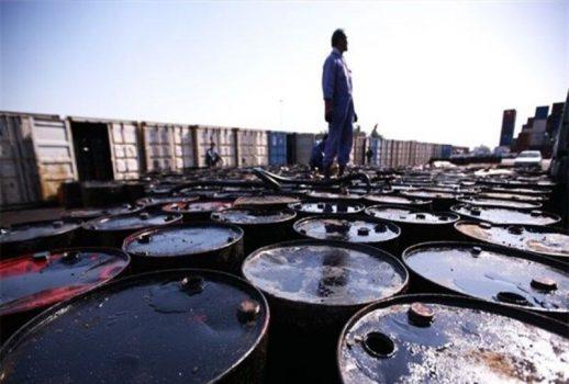 کشف سوخت قاچاق  باانشعاب از لوله های خطوط انتقال نفت  در اهواز