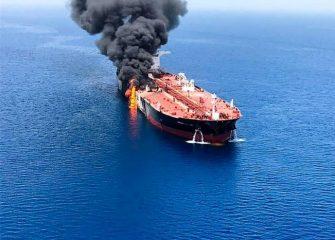 توقف فعالیت حمل نفت از خلیجفارس