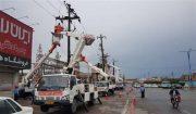 انجام ۲هزار و ۵۸۲ عملیات بدون اعمال خاموشی در شبکه برق اهواز
