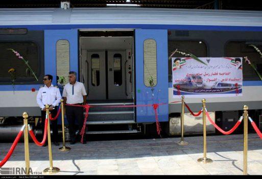 برنامه زمانبندی حرکت ریل باس شهری در اهواز اعلام شد