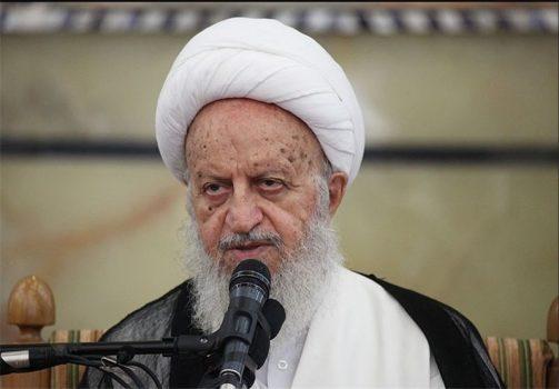 آیتالله مکارمشیرازی در یکی از بیمارستانهای تهران بستری شد