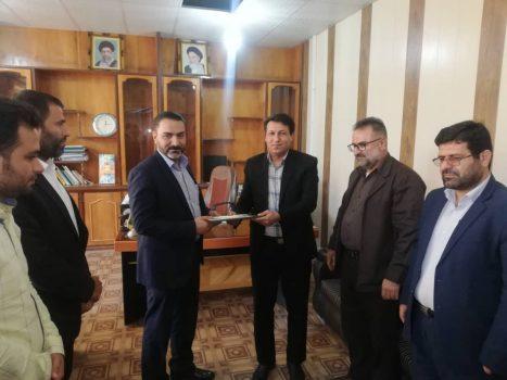 انتصاب در تعاون روستایی خوزستان