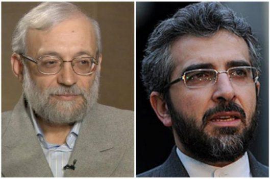 جواد لاریجانی از کار برکنار شد
