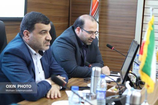نشست هم افزایی بین مدیران دو شرکت بزرگ فولادی خوزستان برگزار شد
