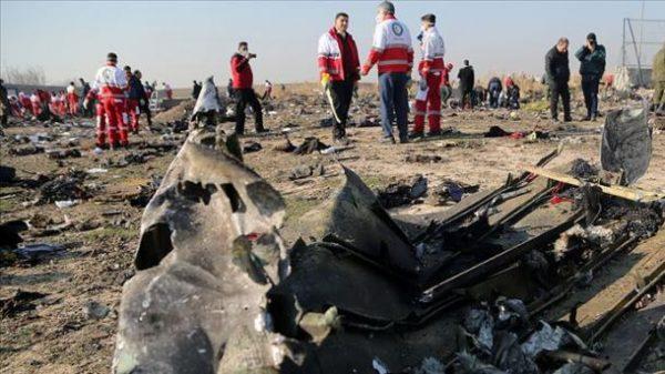 احتمال سقوط هواپیمایی اوکراینی با موشک غیر کارشناسی است