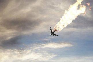 پرواز مرگ با هواپیمای اوکراینی