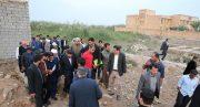 قرارگاه امدادی جهادی شهید علی هاشمی در اهواز راه اندازی شد