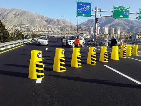 ۳۶ جاده در کشور مسدود شده است
