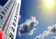 پیشبینی افزایش دما در خوزستان