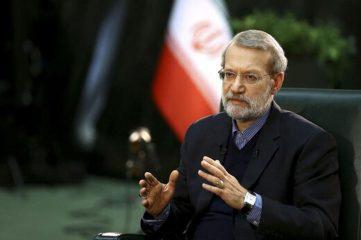لاریجانی: توهین به مجلس موجب افول جایگاه این نهاد مردمسالار میشود