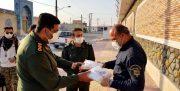 توزیع یک میلیون ماسک رایگان در بازارچه های محلی اهواز