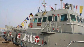 شلیک اشتباه ناو جماران به ناوچه ایرانی در خلیج فارس