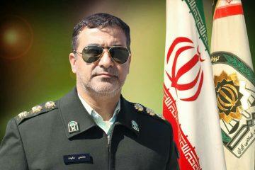 دستگیری شرور سابقه دار در زرگان اهواز