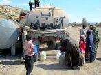 ارسال ۸۰۰ هزار لیتر آب شرب به غیزانیه توسط سپاه کارون