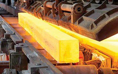 ثبت رکورد جدید فروش در شرکت فولاد خوزستان