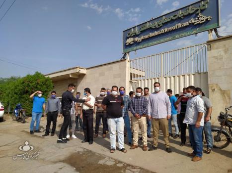 شرکت بوژنه در خوزستان می ماند